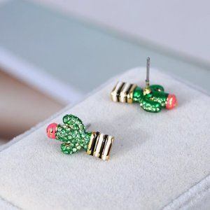 Kate Spade Creative Cactus Earrings